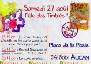 La fête de Timbre FM 2011