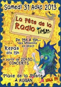 Affiche fête des timbrés 2013 (3)