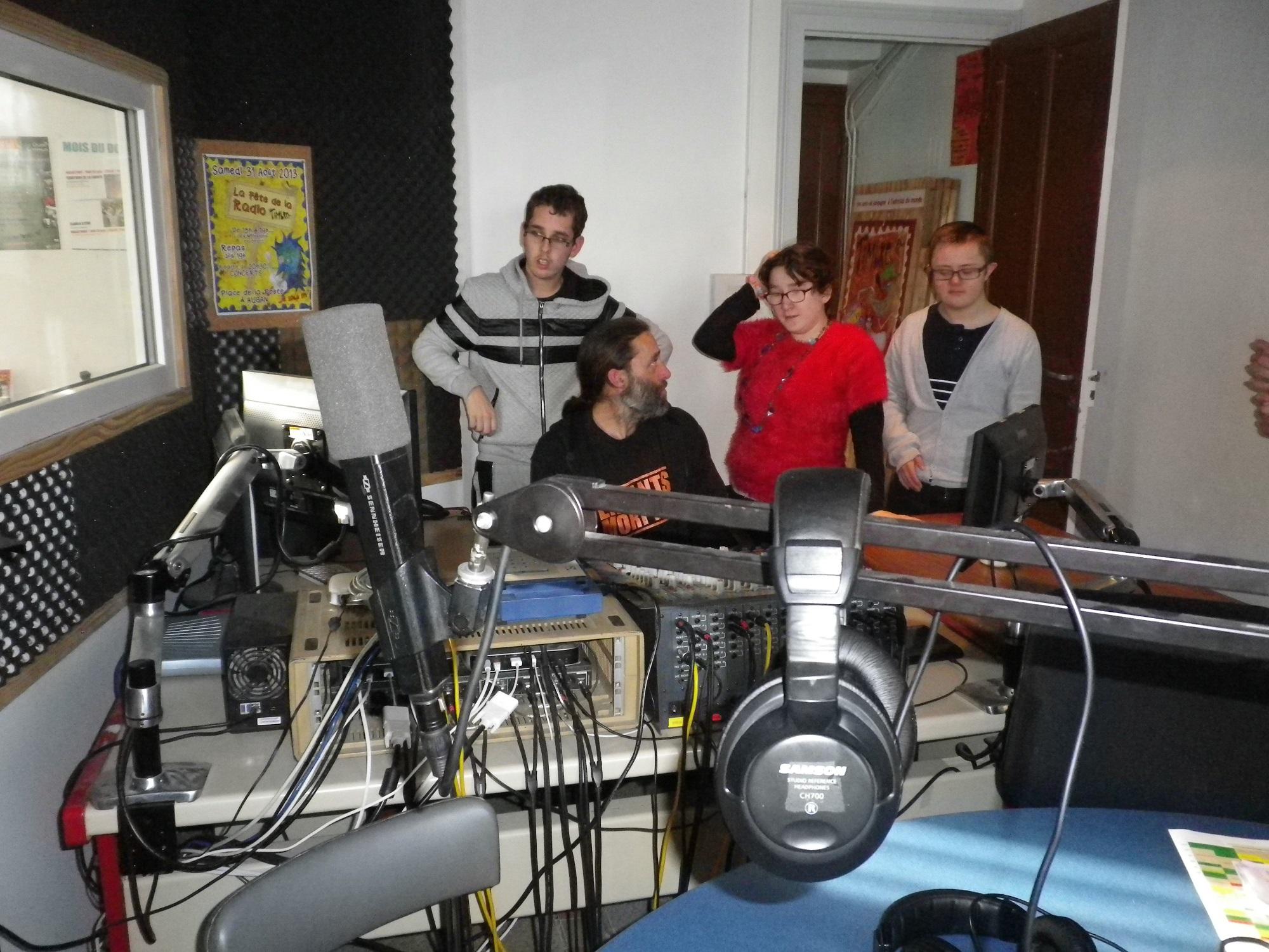IME au studio