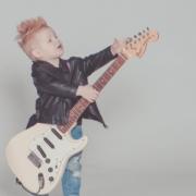 Rock kid